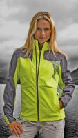 Damski Soft Shell Spiro Team