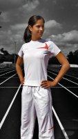 Damska koszulka sportowa Spiro Dash