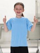 Lekki T-shirt dziecięcy