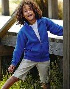 Dziecięca bluza na zamek