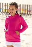 Dziecięca lekka bluza z kapturem