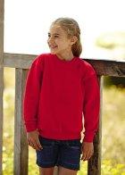 Bluza dziecięca ze ściągaczem