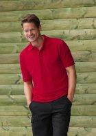 Robocza koszulka polo - do rozmiaru 4XL
