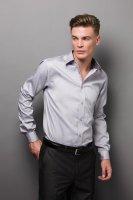 Koszula Contrast Premium Oxford z długimi rękawami