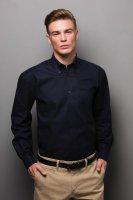 Koszula Oxford Workwear z długimi rękawami