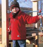Dziecięca bluza z polaru Fleece Top